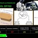 Dominez vos Dominos pour la Festool FD 700