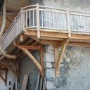 Un balcon cossu