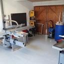 Mon atelier après travaux