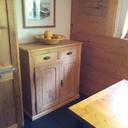 Petit meuble en vieux bois
