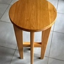 Tabouret de bar, Sellette