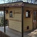 Cabane exterieure