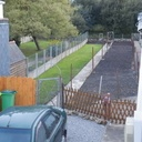 Palissade de jardin