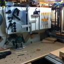 Mon mini atelier de 7M2