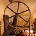 Restauration d'une ancienne scie à ruban