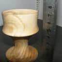 75 mm de haut et 50 mm de diamètre
