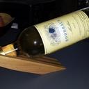 Un support de bouteille