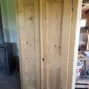Restauration d'une ancienne armoire