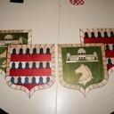 Marqueterie pour un jumellage France Croatie