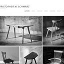 Nouveau site de Christopher Schwarz