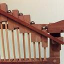 Mini escalier à billes