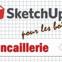 Participez au plugin SketchUp pour la quincaillerie !