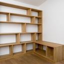 Bibliotheque - Meuble TV - d'angle
