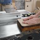 Le bloc de boucher de ma Belle-mere