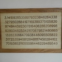 Le chiffre Pi