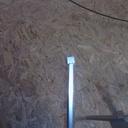 Un outil au carbure pour tour a bois .