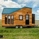Tiny House en récupération en projet