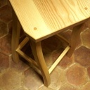 Fabrication d'un tabouret de bar