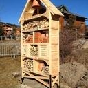 La maison aux insectes