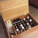 Boite à huile essentielle