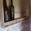 Support pour bouteilles et verres