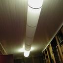 Luminaire en tube
