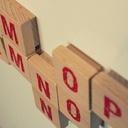 Scrabble magnétique pour réfrigérateur