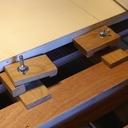 Dispositif de serrage horizontal