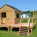 Cabane pour les enfants