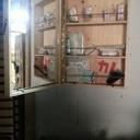 Armoire à pharmacie
