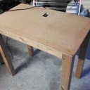 Table défonceuse