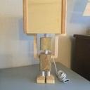 Petite lampe robot