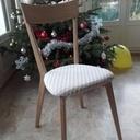 Projet chaise salon