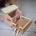 Maison pour Zoo