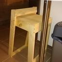 Prototype de tabouret