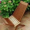 Chaise pliante Kentucky