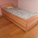 Plan lit d'enfant