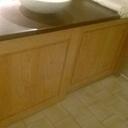 Porte meuble salle de bain