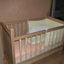 Noisette, le lit bébé