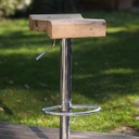 Assise tabouret de bar