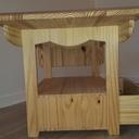 Table pour la maison playmobil