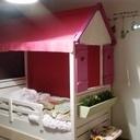 Lit cabane de ma fille