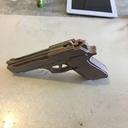 Pistolet à élastique