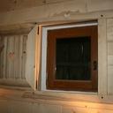 Encadrement fenêtre intérieure