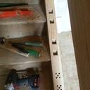Renovation d'un escalier
