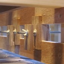 Dispositif de serrage vertical