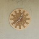 L'horloge de l'atelier