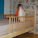 Barrière pour lit enfant formation adulte CAP menuisier fabricant