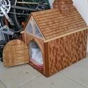 Fabrication maison pour notre chat