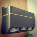 Boîte pour dosettes café